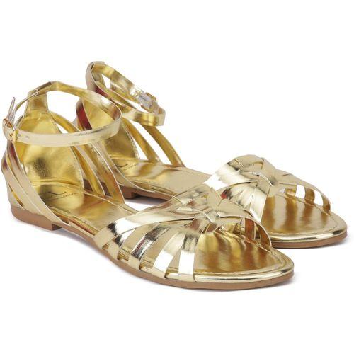 Carlton London Women Gold Flats