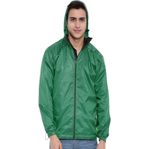 Sports 52 Wear Solid Men Raincoat