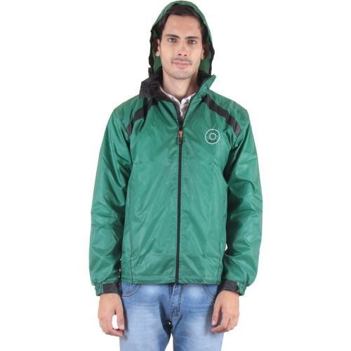 Sports 52 Wear Solid Men Raincoat