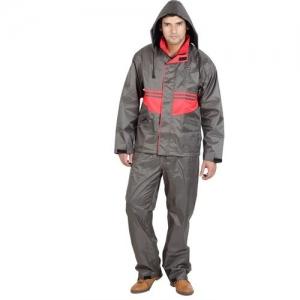 Versalis Solid Men Raincoat