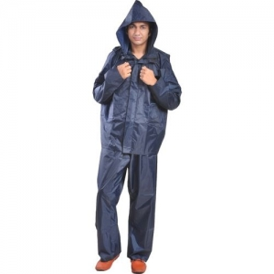 New Era Solid Men Raincoat
