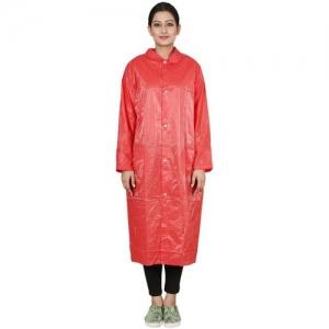 REXBURG Solid Women Raincoat