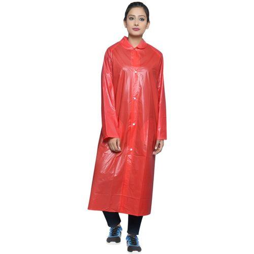 Finery Solid Women Raincoat
