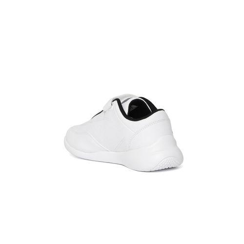Puma Kids White & Black BMW MMS Kart Cat III V PS Sneakers