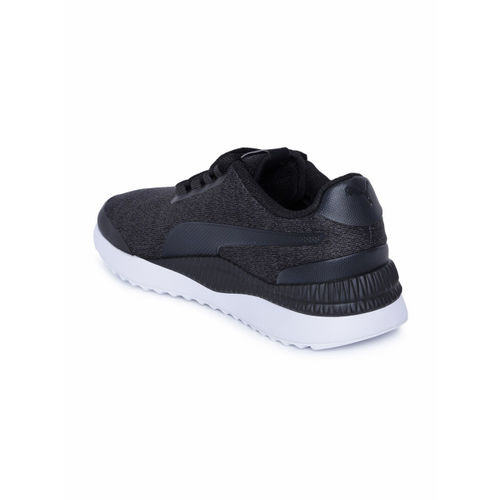 Puma Kids Black Pacer Next FS Knit Sneakers