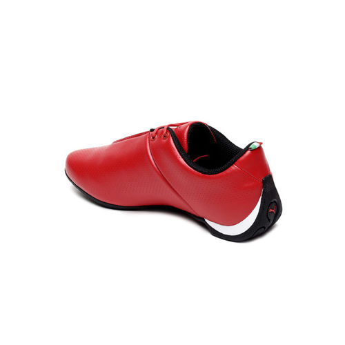 Puma Unisex Red Sneakers