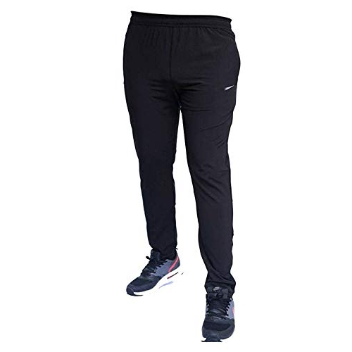 FINZ Cotton Track Pants with Zip Pockets