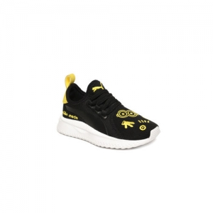 Puma Unisex Black Minions TSUGI Apex AC PS Sneakers
