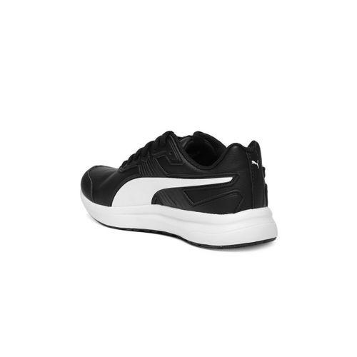 Puma Unisex Black Escaper SL Jr Sneakers