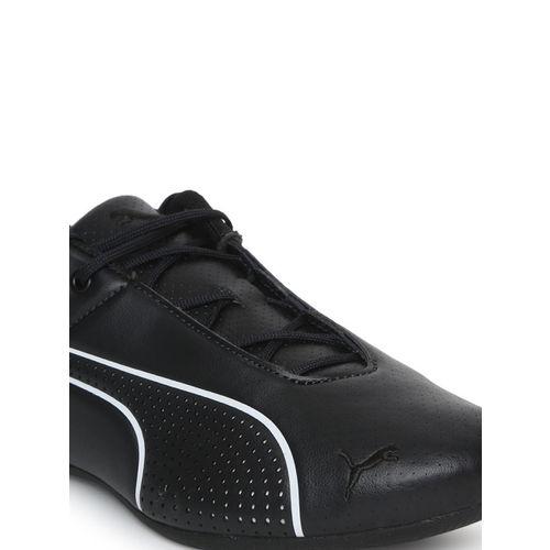 Puma Kids Black BMW MMS Future Cat Ultra Junior Sneakers