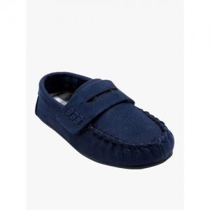 next Boys Blue Regular Loafers