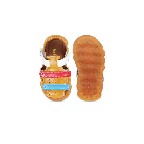 Kittens Boys Tan Sandals