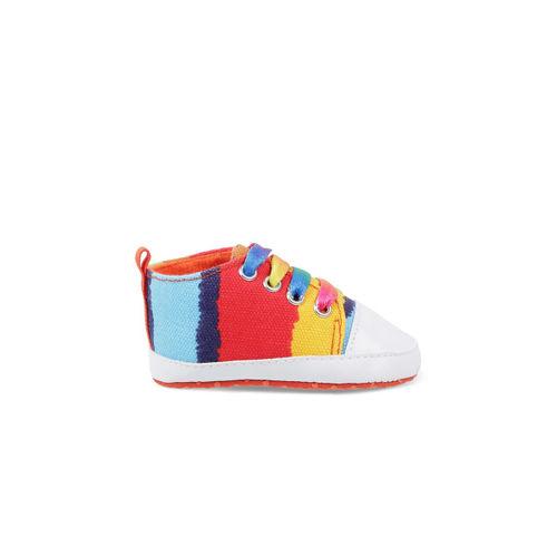 Kittens Boys Multicoloured Colourblocked Booties
