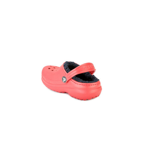 Crocs Boys Red Clogs