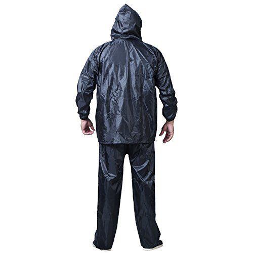 Zacharias Men's Rainsuit Z Black