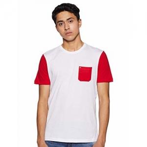 Numero Uno Men's Solid Regular Fit T-Shirt