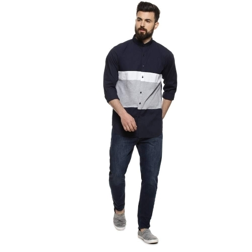 Campus Sutra Men's Casual Shirt