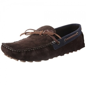 Knotty Derby Men's Rubius Leather Loafers and Moccasins
