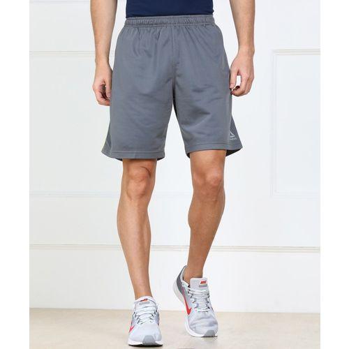 REEBOK Solid Men Grey Sports Shorts