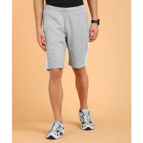 ADIDAS Solid Men Grey Sports Shorts