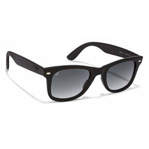 Vincent Chase Full Rim Wayfarer Shape Small Sunsetters VC 5030-C13 Men's and Women's Sunglasses (50, Grey Gradient)