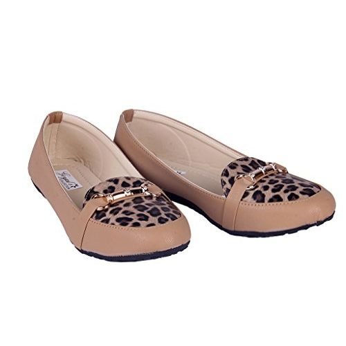 Goyal's Goyal Tan Leopard Loafer Bellies