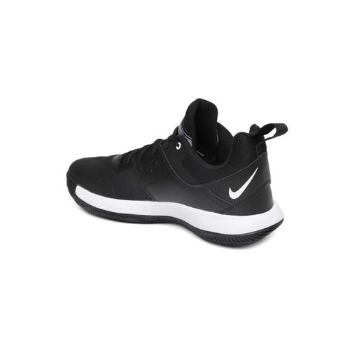 Online Beauty Grooming Journalist Blogger Of The Year: Buy Nike Men Black FLY.BY LOW II Basketball Shoes Online