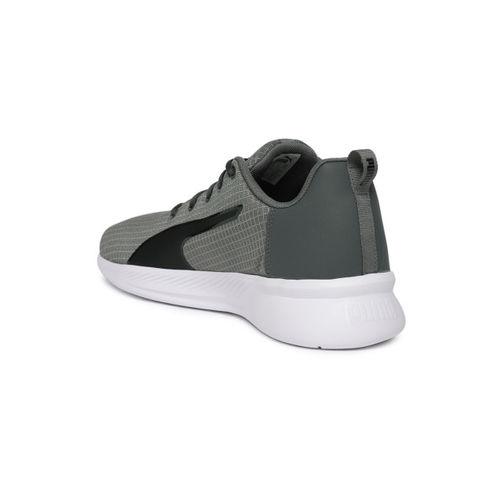 Puma Men Grey Tishatsu Runner Running Shoes
