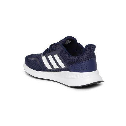 ADIDAS Men Navy Falcon Running Shoes