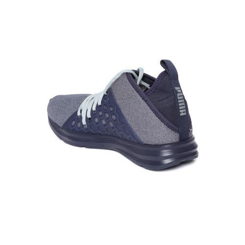 Puma Men Navy Blue Training or Gym Shoes