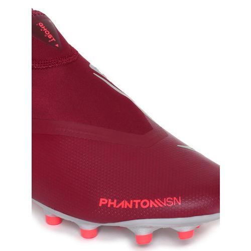 Nike Unisex Red OBRA 3 ACADEMY DF MG Football Shoes