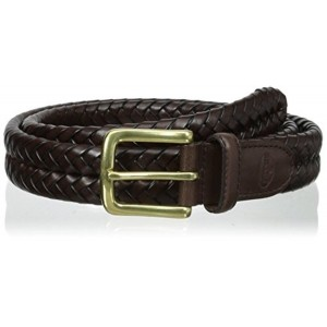 Fossil Maddox Brown Leather Men's Belt