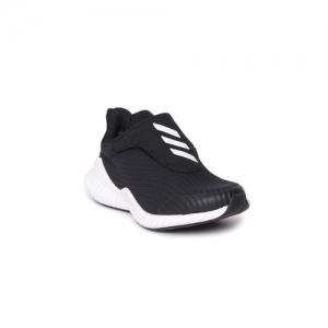 ADIDAS Kids Black FortaRun AC Running Shoes