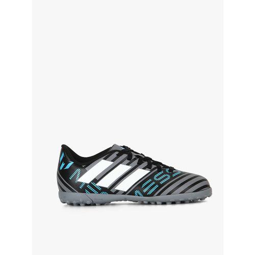 gramática Fahrenheit Negligencia médica  Buy ADIDAS Nemeziz Messi Tango 17.4 Tf J Grey Football Shoes online    Looksgud.in
