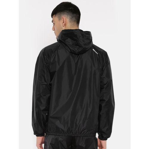 Wildcraft Black WaterProof Rain Jacket