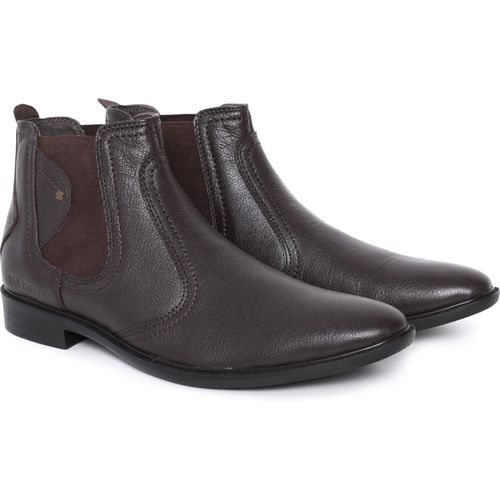 Red Chief RC3498 003 Boots For Men(Brown)