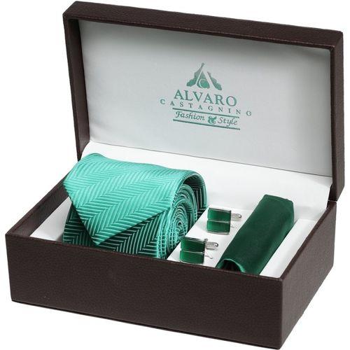 Alvaro Castagnino Solid Tie(Pack of 3)