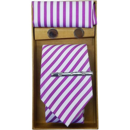 Blacksmith Striped Tie(Pack of 4)