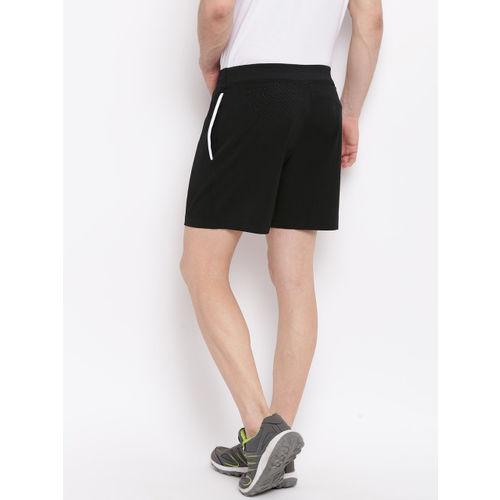 ADIDAS Men Black Solid ESCOUADE Sports Shorts