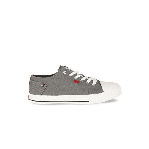 Carrera Men Grey Colourblocked Sneakers