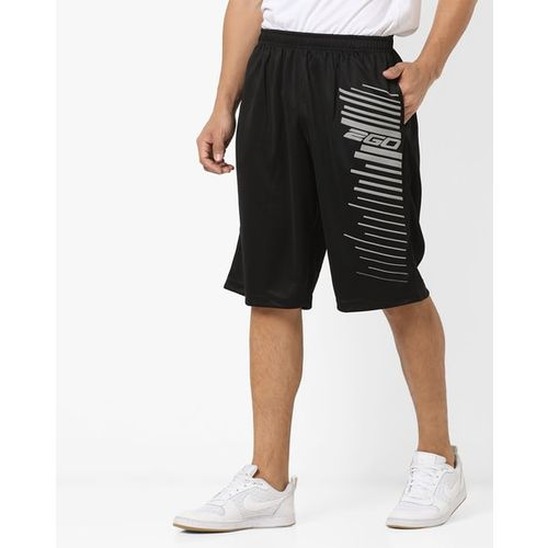 2Go Printed Shorts with GO-DRY Technology