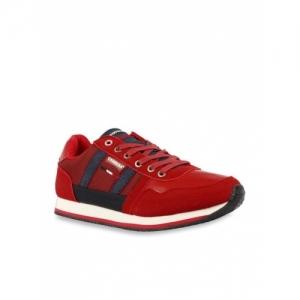Carrera Red Casual Sneakers