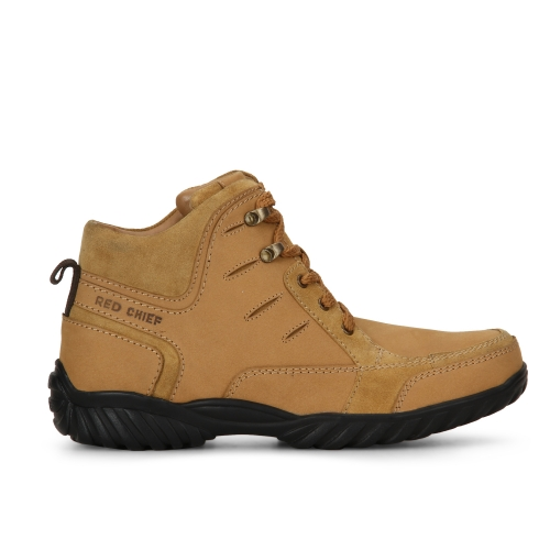 Red Chief Brown Men Casual Leather Shoe RC3474 022