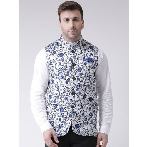 Hangup Sleeveless Printed Men Jacket