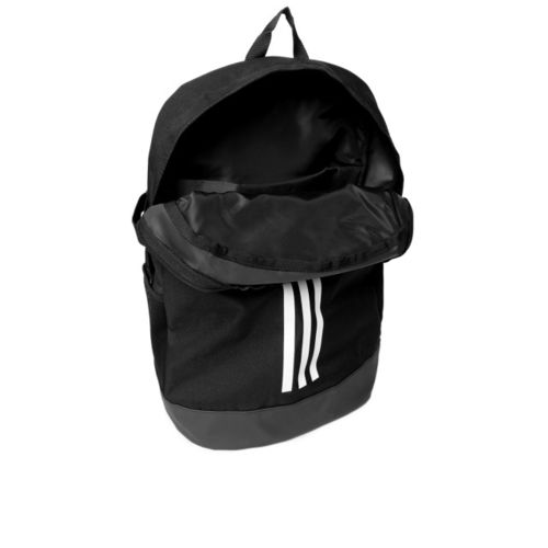 ADIDAS Unisex Black BP Power IV L Brand Logo Backpack