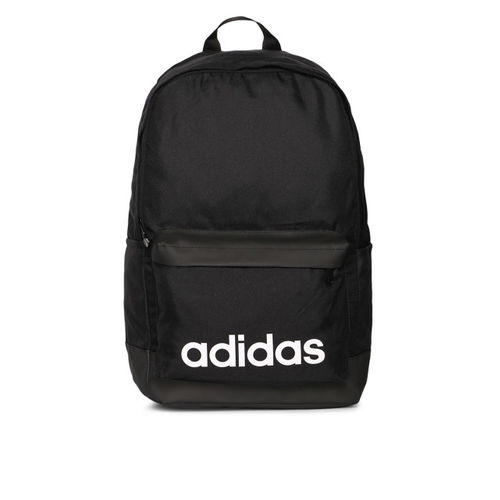 ADIDAS Unisex Black Training Linear Classic XL Backpack