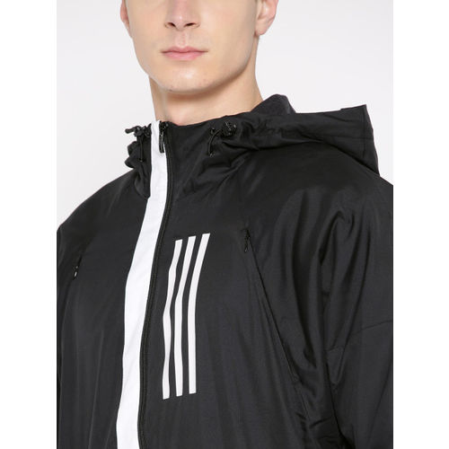 adidas w.n.d. fleece-lined jacket