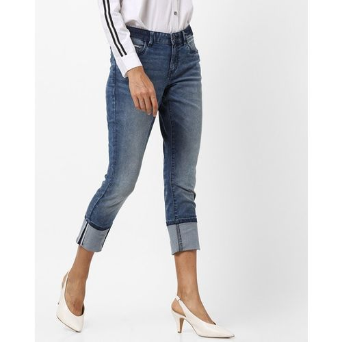 DNMX High-Rise Slim Fit Jeans