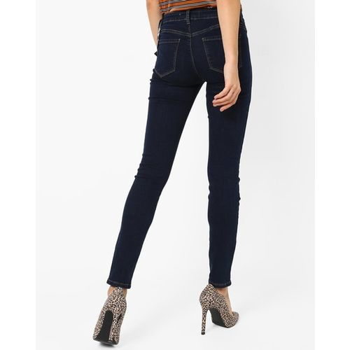 TALLY WEiJL Mid-Rise Skinny Fit Jeans