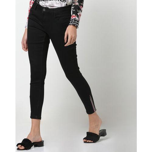 DNMX Ankle-Length Skinny Jeans